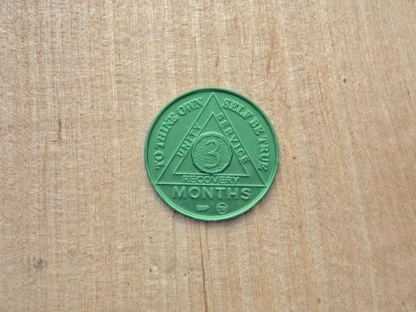 Alu mønt 3 måneder