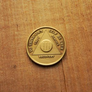 AA Bronze Mønt 3 år