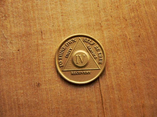Bronze mønt 4 år (type 2)