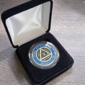 Gaveæsker til AA mønter